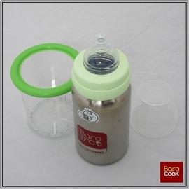 バロクック加熱式哺乳瓶