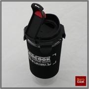 【アウトドア・レジャー用】BAROCOOK-JAPAN ■BC-004 バロクック加熱式タンブラー(W90xH188xD90mm)容量400ml